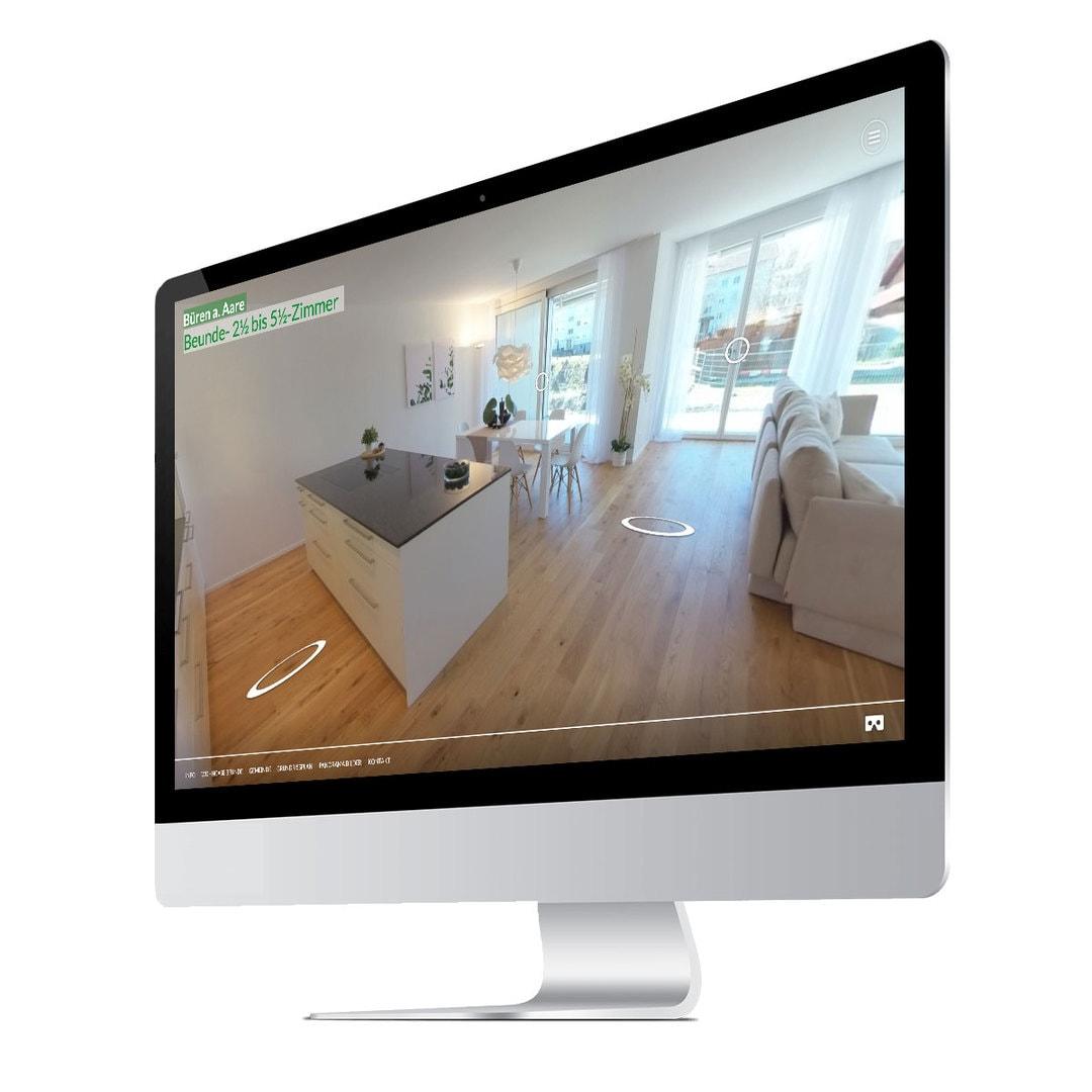 Virtuelle Touren & Rundgänge für Immobilien