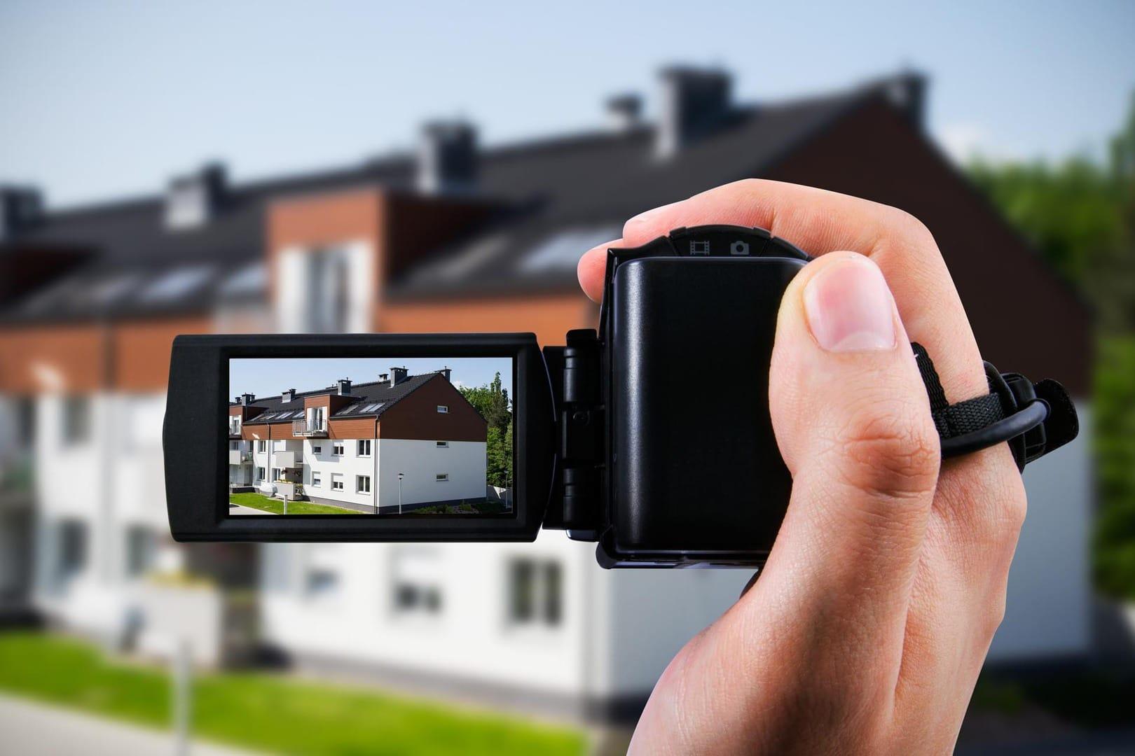 Videoaufnahmen von Immobilien in der Schweiz