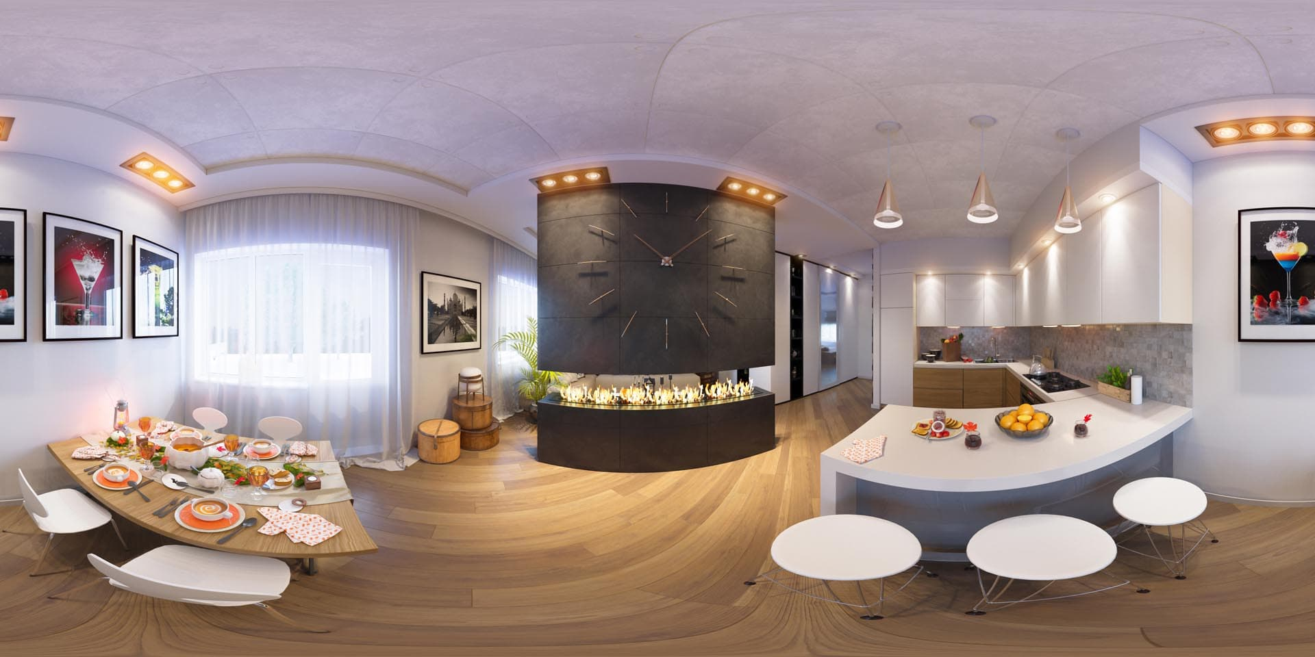 360 Grad Fotos von Immobilien | ImmoTour360